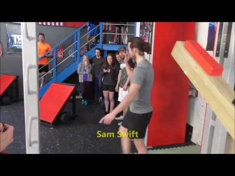 Ninja Warrior UK Training - Dion's 6th Competition: Stage 1