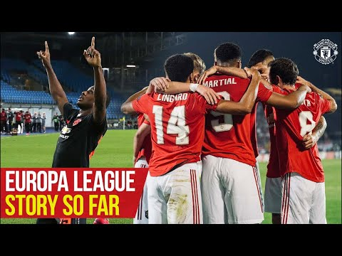 UEFA Europa League | Story So Far | The Road to Cologne | Manchester United