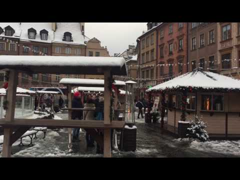 Take Me There - Warsaw Christmas Markets- Travel Counsellors