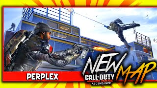"""QUÉ PRECIOSIDAD""!! - Nuevo Mapa ""PERPLEX"" Advanced Warfare ""DLC ASCENDANCE"" Gameplay!"