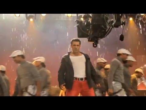 """""""Desi Beat Song Making"""" Bodyguard"""