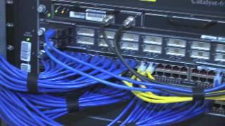Infinity Internet Data Center Tour