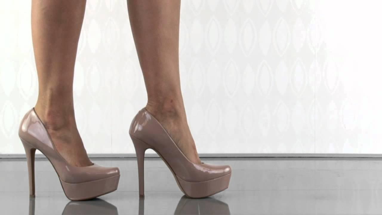 7722779e24f Jessica Simpson Waleo in Nude Patent
