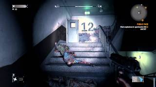 Dying Light - Public Faces: Plant Explosives in #134 & 137 Screamer (Baby) Intro Cutscene & Combat