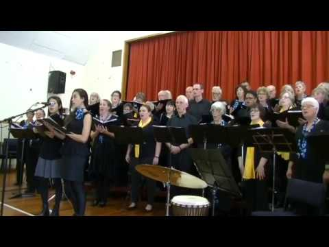Mercury Bay and Te Aroha Choir May 2016