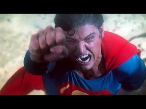 Superman turns back time   Superman (3 Hour TV Version)