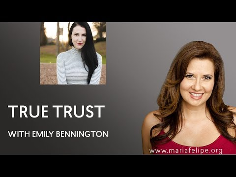 [INTERVIEW] True Trust - Emily Bennington