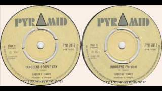 Gregory Isaacs - Innocent People Cry