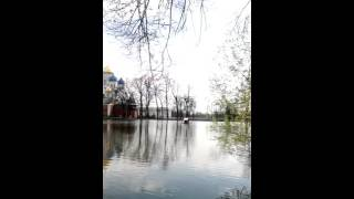 Николо-Угрешский монастырь. Московская область. Дзержинский. Пасха.(, 2016-05-01T16:46:40.000Z)