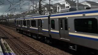 (JR東)横須賀・総武快速線E235系性能試験①