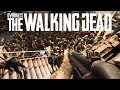 "Overkill's THE WALKING DEAD Gameplay - ""Defend the Camp!"" (4-player Co-op Zombie Survival)"