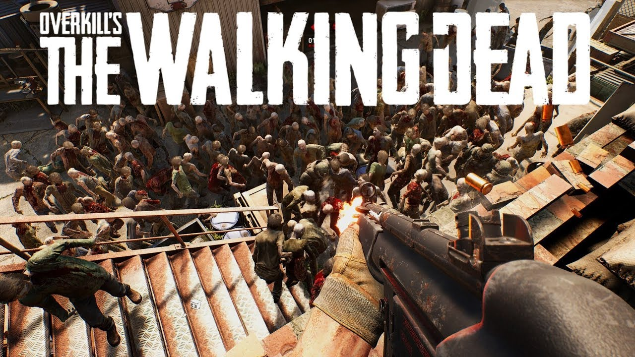 Overkill's THE WALKING DEAD Gameplay -