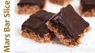 Mars Bar Slice | RECIPE