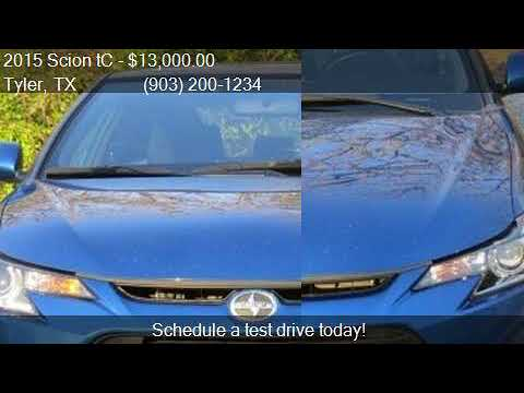 2015 Scion tC  for sale in Tyler, TX 75701 at Autos of Texas