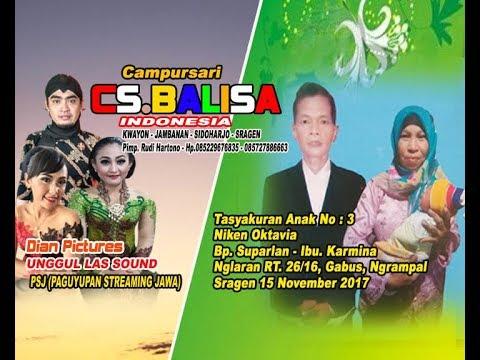 LIVE STREAMING//BALISA INDONESIA//DIAN PICTURES//UNGGUL LAS SOUND// NGLARAN//