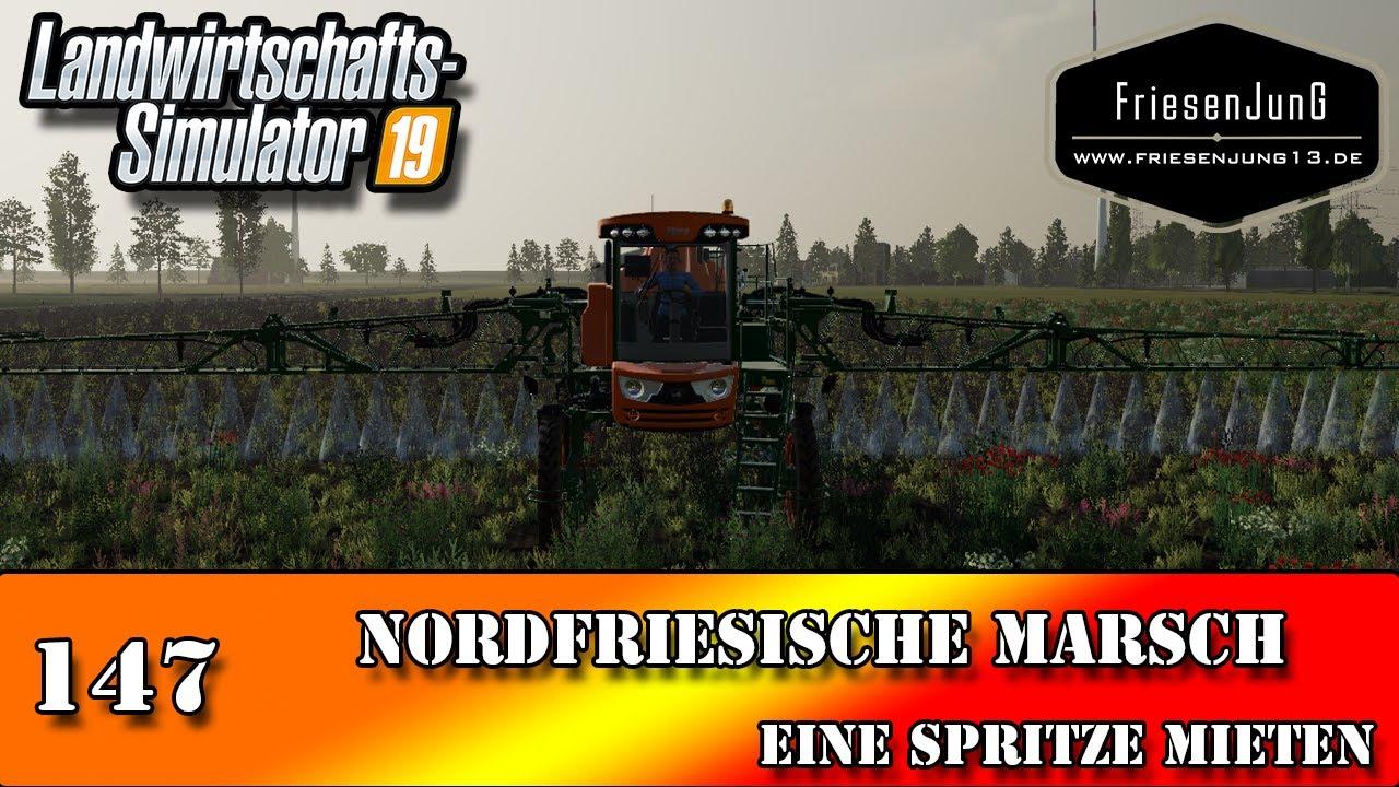 LS19 Nordfriesische Marsch 147 - Eine Spritze mieten