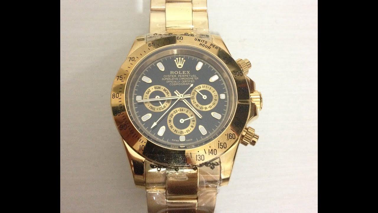 8f667b5e278 UNBOXING  26 Relógio Relógio Rolex Cosmograph Daytona Priceangels ...