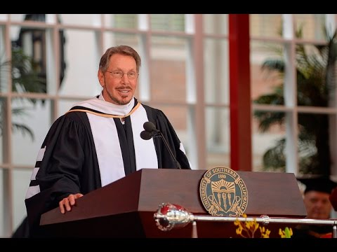 Larry Ellison USC Commencement Speech | USC Commencement 2016