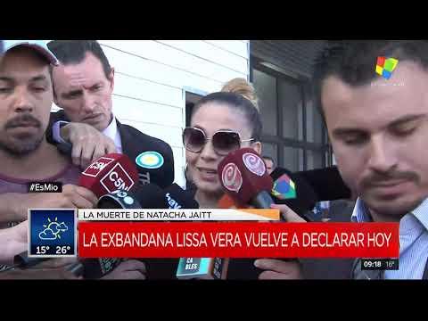 Lissa Vera declaró en la Justicia por la muerte de Jaitt copy