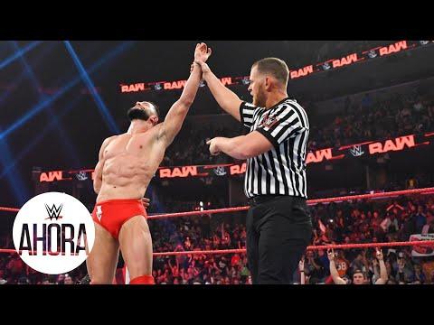 Mejores momentos de Raw: WWE AHORA, Ene 16, 2019