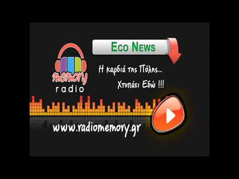 Radio Memory - Eco News 24-10-2017