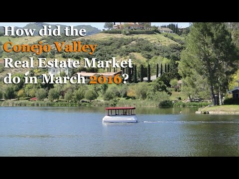Conejo Valley Real Estate Market Update - April 2016