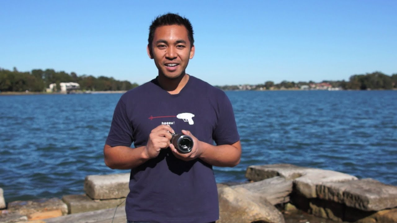 Sony 55 210mm F45 63 Oss Lens Review John Sison Youtube Alpha A5100 Kit 16 50mm Hitam