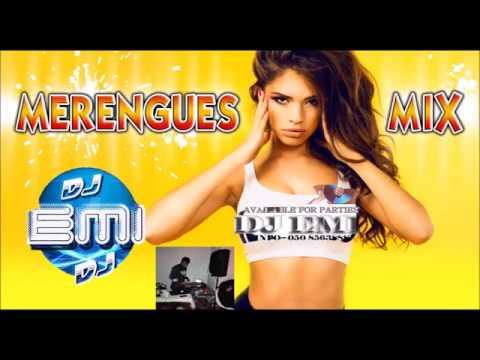FULL MIX MEREGUES DE LOS MEJORES [[ DJ EMI DJ ]]