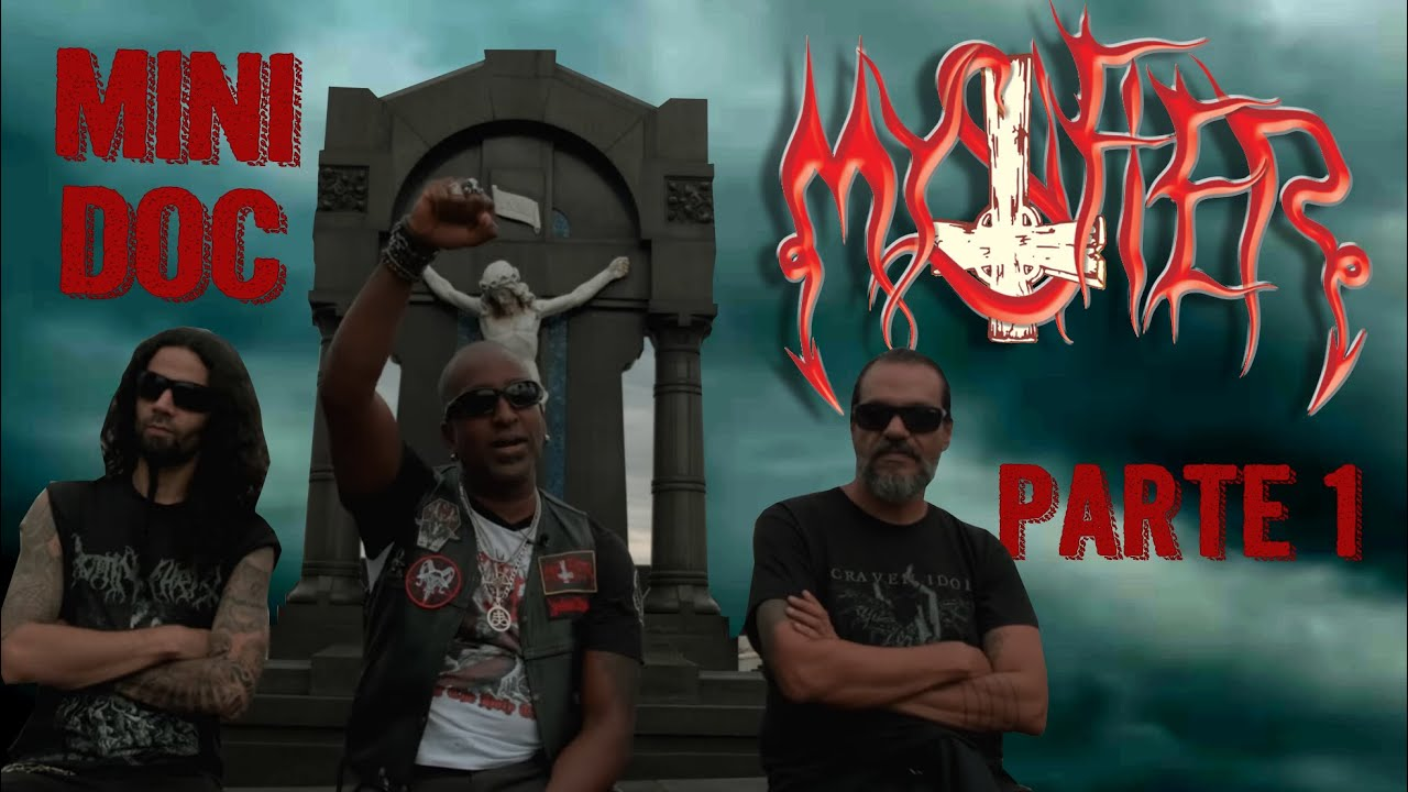 Documentário: Mystifier_ Two days in the capitol od Death Metal - 2019