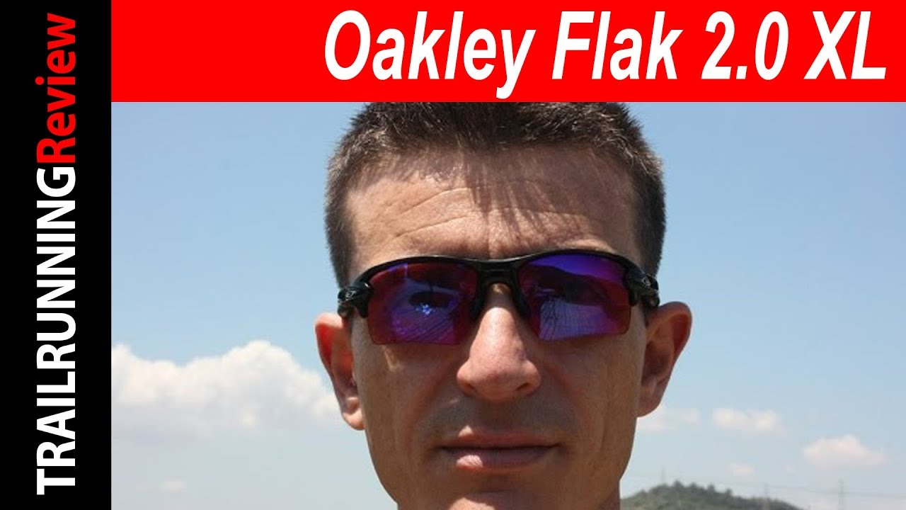 50cb51969e Oakley Flak 2.0 XL Review - YouTube
