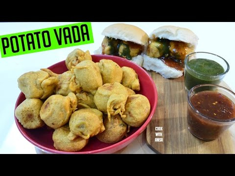 Batata Vada Recipe | Indian Recipes | #CookwithAnisa #recipeoftheday | HuffPost Life