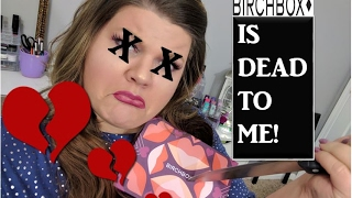 birchbox is dead to me   february 2017