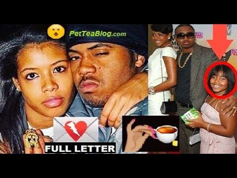 Nas EXPOSE Kelis in 7 Page Letter, Says she was Jealous of His 9year Old Daughter ☕📖