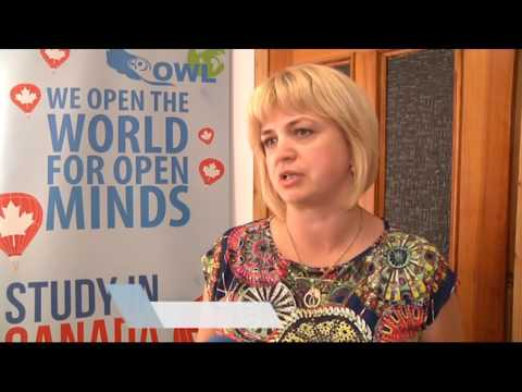 Study in Canada,  OWL Open World Learning, Ternopil