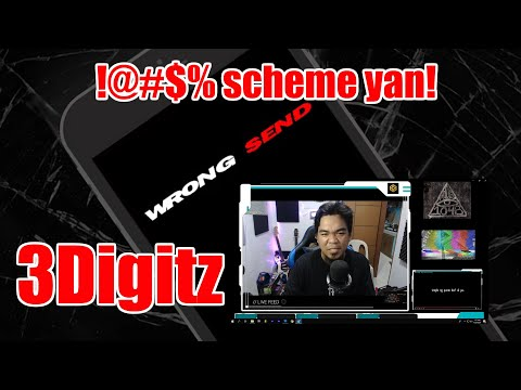 3Digitz - Wrong Send (Review and Comment) by Flict-G