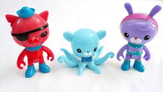 Toy Story Toys, Mickey Mouse Toys, & Octonauts Toys Change Colors!