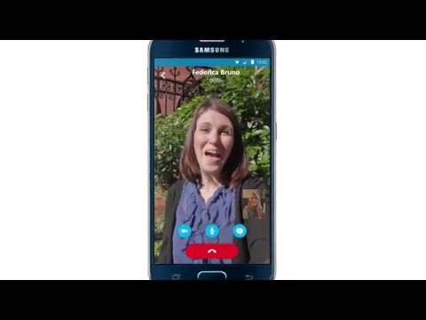 The new Skype for Android – redesigned for Android