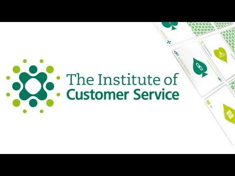 The Institute of Customer Service Annual Conference 2018 promo