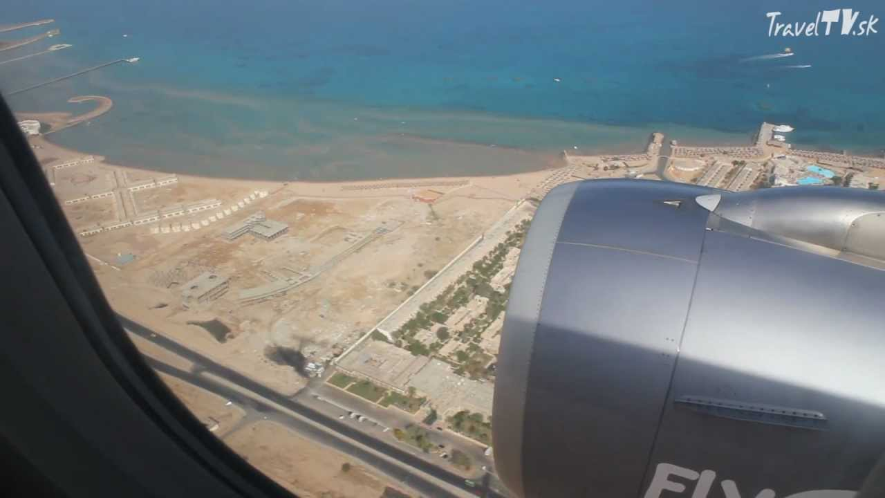 How to fly to Hurghada 92
