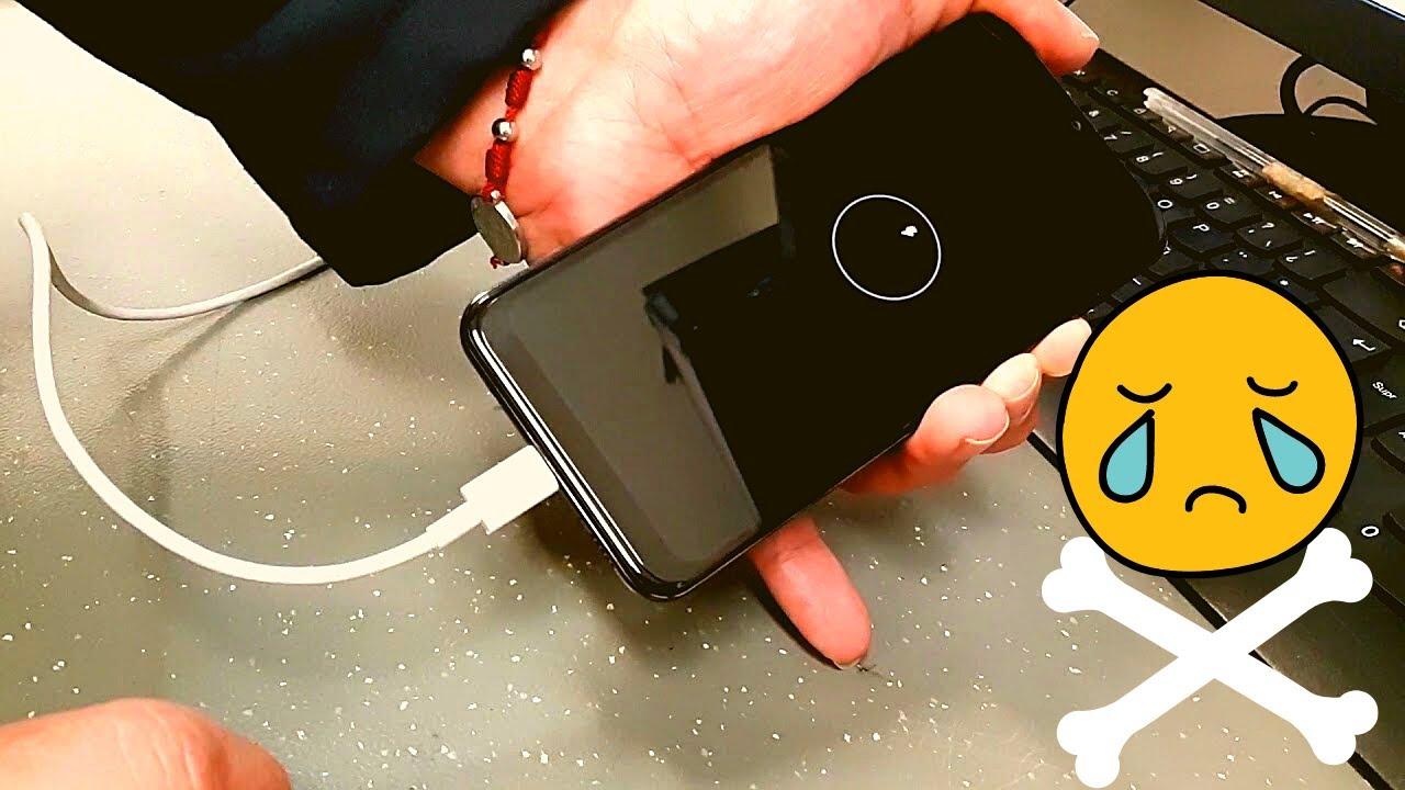 6288be47fdd Mi celular no prende o no carga (SOLUCIÓN EFECTIVA #1) - YouTube