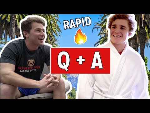 HOT SEAT with Terps' Connor Kelly and Bubba Fairman