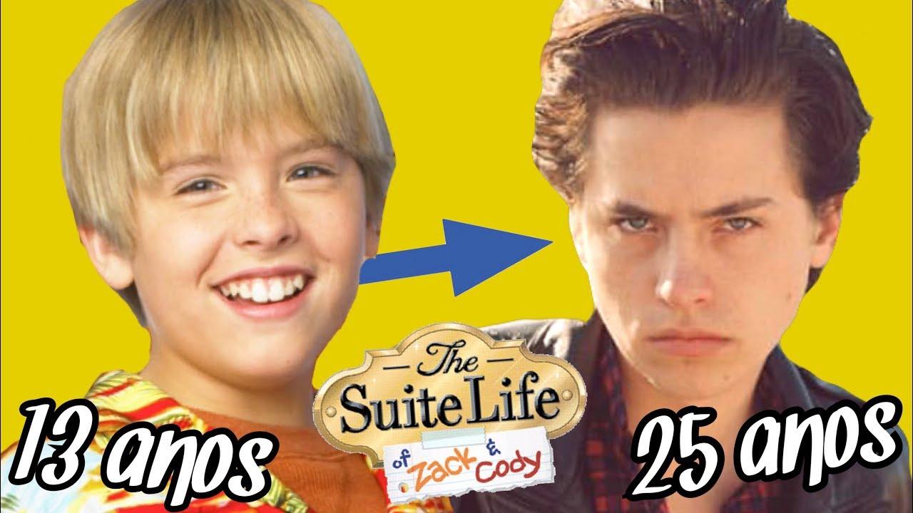 Antes e Depois de Zack e Cody: Gêmeos em Ação (2005 - 2018) - YouTube