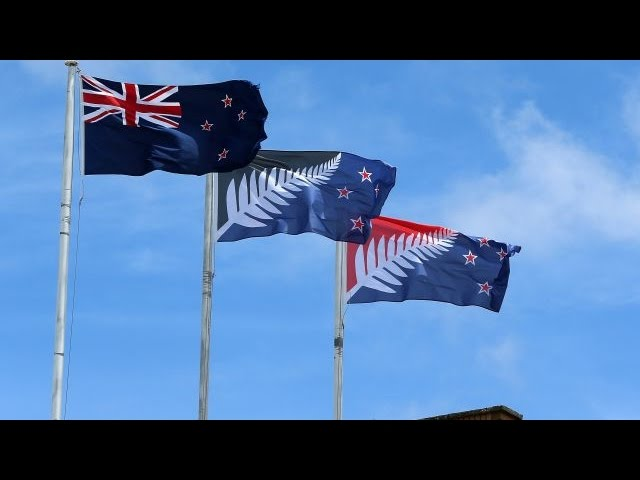 New Zealand Had Second Thoughts About Adopting That New Flag - Newsy