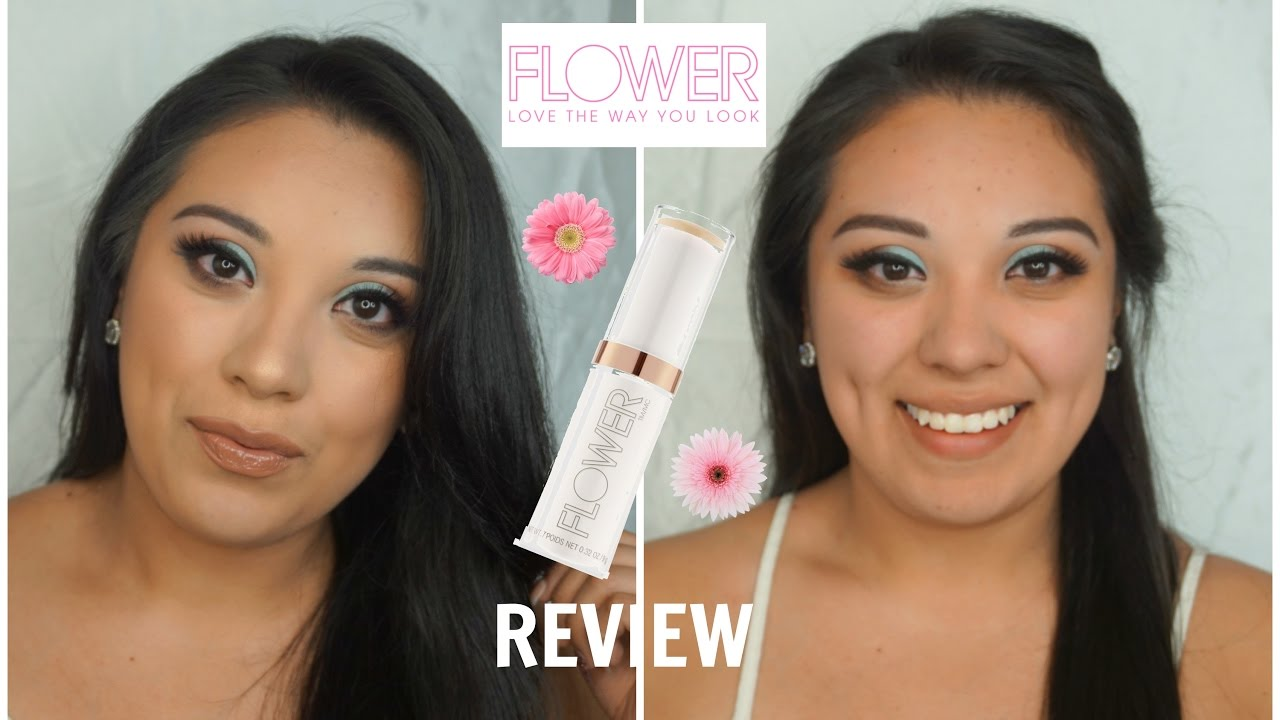 Flower beauty skincognito stick foundation review youtube flower beauty skincognito stick foundation review izmirmasajfo