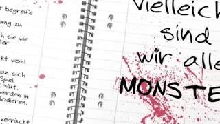 Buchtrailer - VIelleicht sind wir alle Monster