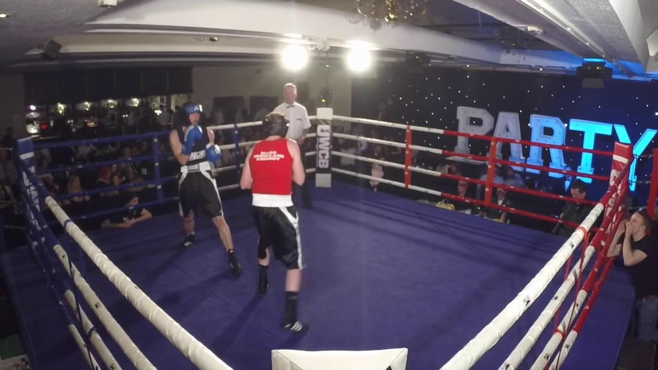 Ultra White Collar Boxing Glasgow