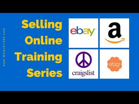 How to Sell on Ebay Amazon Etsy & Craigslist - Avoid Newbie Mistakes and CRUSH the Competition