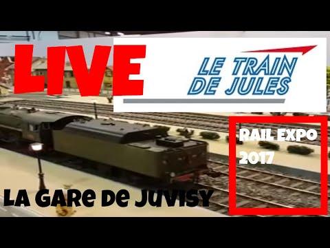 LA GARE DE JUVISY