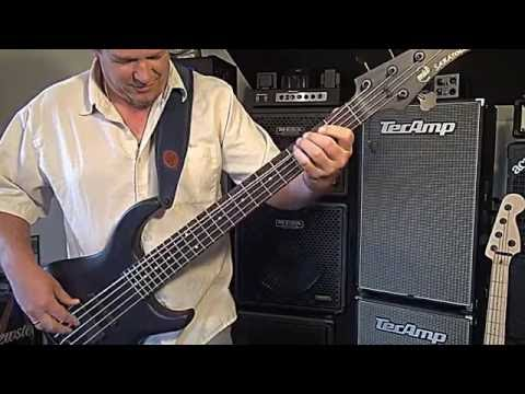 USA MTD Saratoga Black-Jack 5 - Mesa Boogie Strategy - Andy Irvine