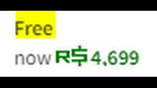 ROBLOX HACK *NEW* *WORKING* FREE CATALOGUE ITEMS!! _FREE ROBUX 2017